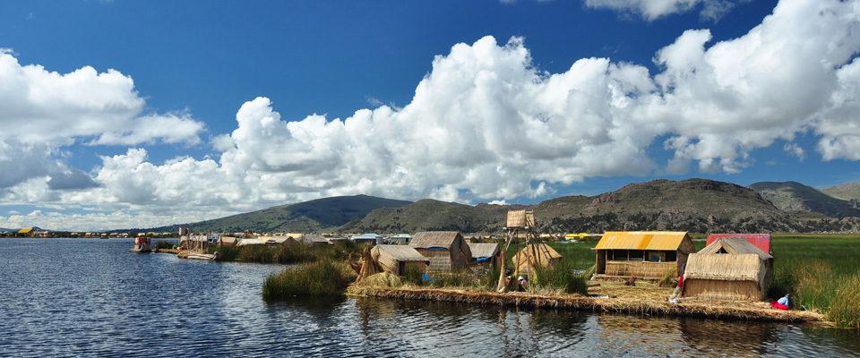 A night on Lake Titicaca