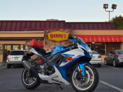 The Great Dennys Roadtrip