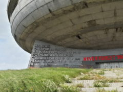 Breaking into the Buzludzha Monument, Bulgaria